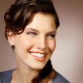 0.50 Karat diamantene Design Ohrringe aus Weißgold