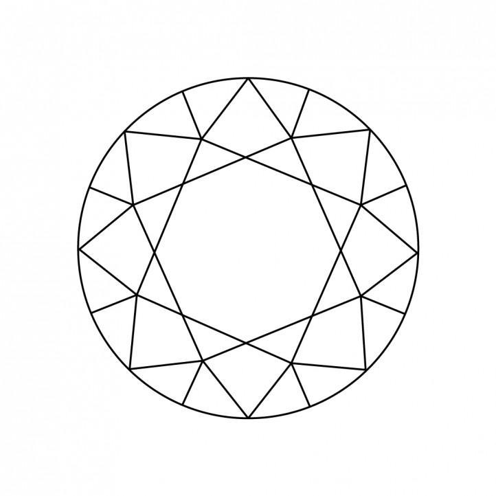 Loose diamond 1,0 Ct - Benadada Saad - Option 2
