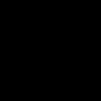 1.05 carat trilogy ring in red gold with princess diamonds