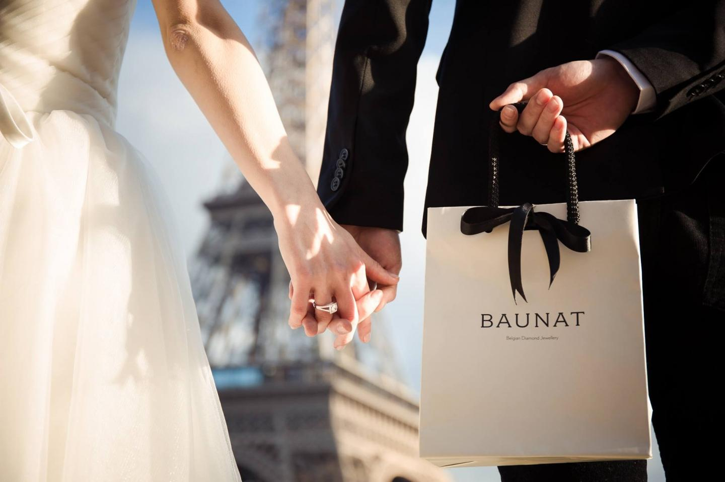The potential of jewels and diamonds turning into investment is great, BAUNAT is your partner.