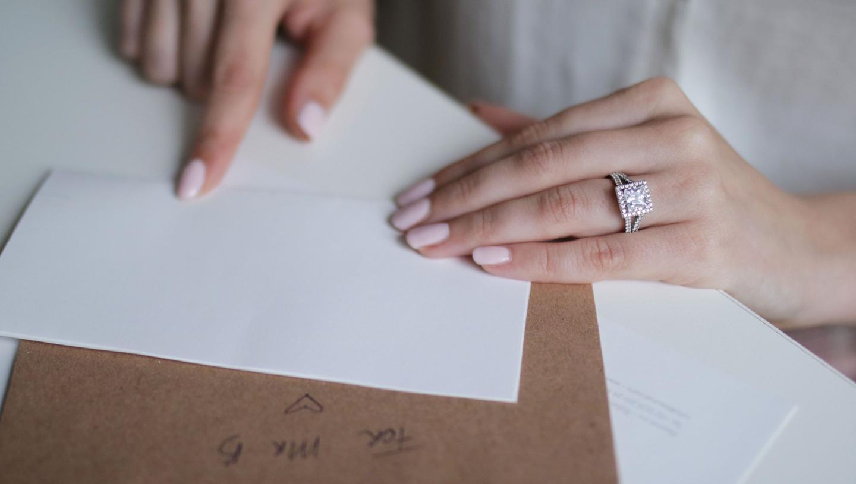 Verlobungsring An Welche Hand | An Welcher Hand Soll Ich Meinen Verlobungsring Und Ehering Tragen