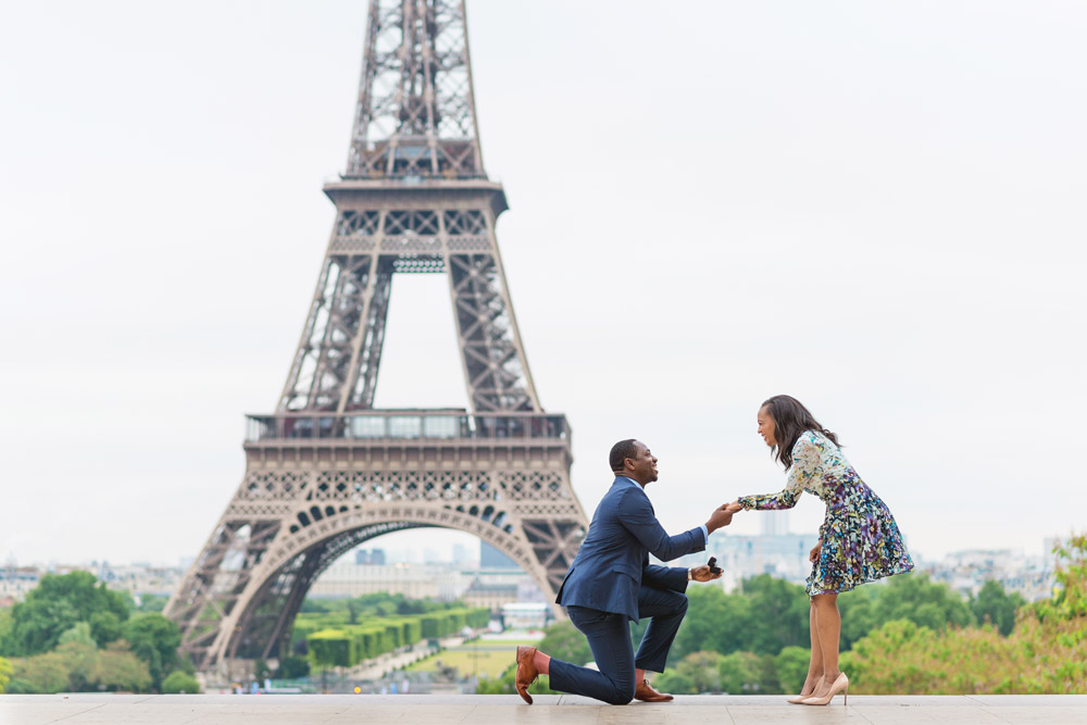 BAUNAT's Guide to Engagement Ring Shopping in Paris