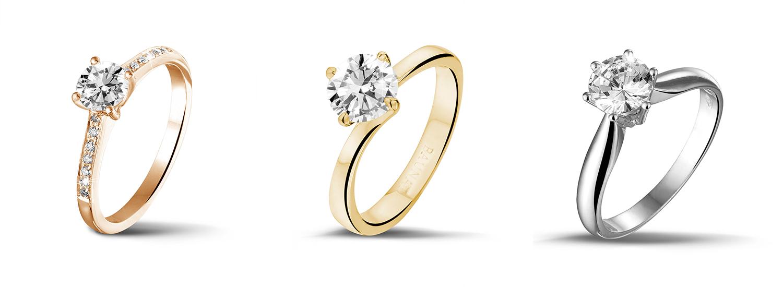 Welke kleur kies ik voor haar verlovingsring?