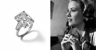 Grace Kelly Verlobungsring
