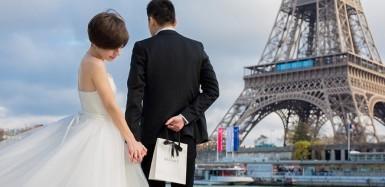 perfekter Heiratsantrag