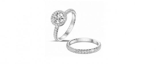 Matching wedding jewellery: beyond engagement rings & wedding bands
