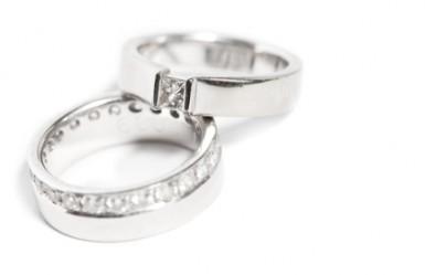 Tendencias en alianzas de boda