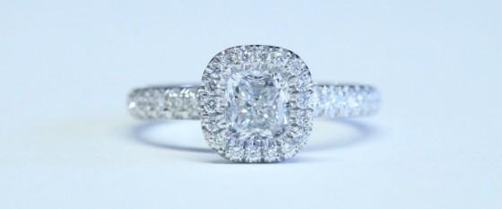 Buying a diamond: the cushion cut brilliant