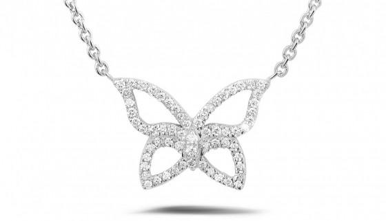 Buying diamond jewellery: Art Nouveau styles