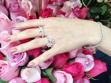 结婚: 钻石戒指流行趋势