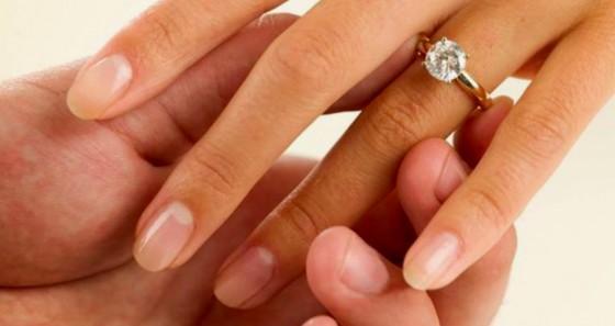 diamante verlovingsring