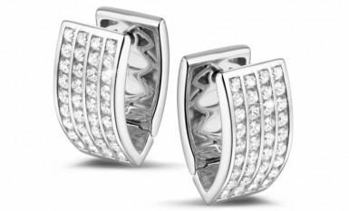 从自然奇观到钻石耳环