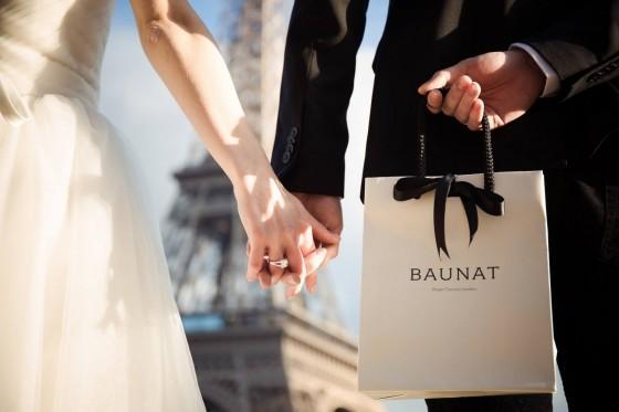 Welke stijl verlovingsring wil ze?