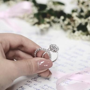 如何为结婚钻戒选择钻石克拉