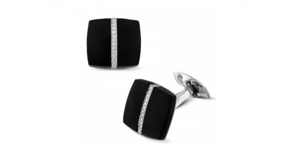 Diamond cufflinks under the Christmas tree?