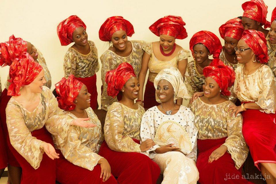 Hoe trouwt men in Afrikaanse landen?