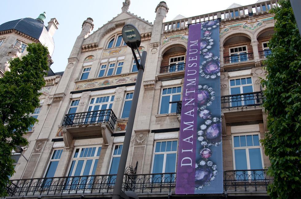 A new diamond museum opens in Antwerp