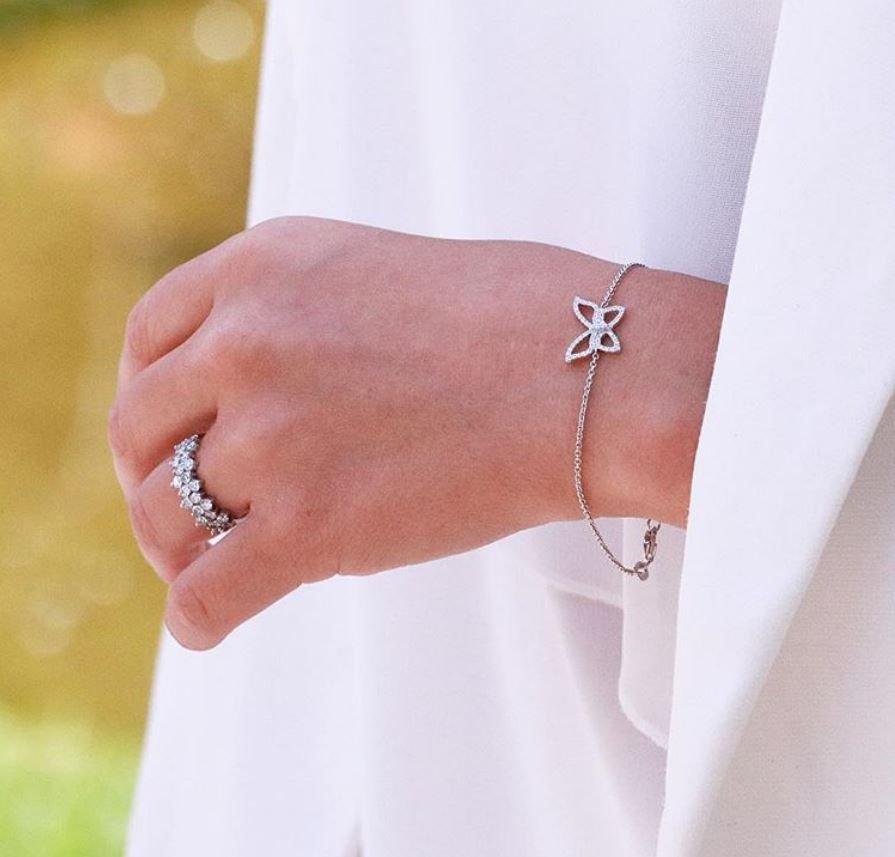 Buying diamond jewellery: nature as an inspiration